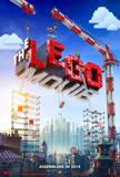 Lego Movie double- sided Advance Poster Poster