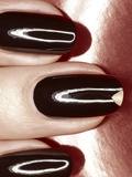 Chipped Nail Photographic Print by Graeme Montgomery