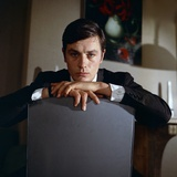 Le Samourai, Directed by Jean-Pierre Melville, Alain Delon, 1967 Photographie