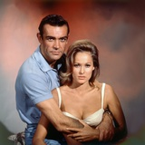 Dr No 1962 Directed by Terence Young Sean Connery / Ursula Andress Fotografisk tryk