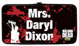 The Walking Dead - Mrs. Daryl Dixon Hinged Wallet Wallet