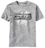 Agents of S.H.I.E.L.D. - Grunged Stamp Shirts