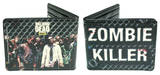 The Walking Dead - Zombie Killer Leather Wallet Wallet