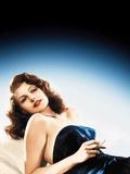 Gilda 1946 Directed by Charles Vidor Rita Hayworth Fotografie-Druck