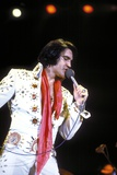 Elvis on Tour 1972 Directed by Robert Abel and Pierre Adidge Photographic Print