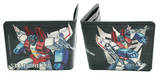 Transformers - Starscream Shooting Decepticon Logo Leather Wallet Wallet