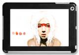 Bleach iPad Mini Case by Charmaine Olivia
