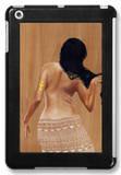 More Tangled Hair iPad Mini Case by Charmaine Olivia