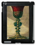 Red Goblet I iPad Case by Giovanni Giardini