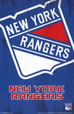 New York Rangers Logo Prints