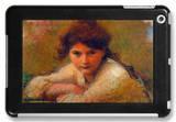 Three Women iPad Mini Case by Jan Theodore Toorop