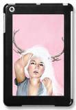 More Headaches iPad Mini Case by Charmaine Olivia