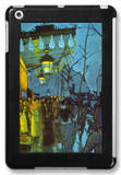Avenue De Clichy iPad Mini Case by Louis Anquetin