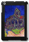 The Church of Auvers iPad Mini Case by Vincent van Gogh