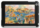At the Beach of Guernesey iPad Mini Case by Alfred Sisley