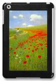 Mohnblumenfeld iPad Mini Case von Paul von Szinyei-Merse