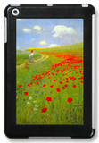 Field of Poppies iPad Mini Case by Paul von Szinyei-Merse