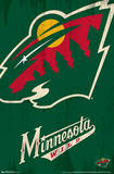 Minnesota Wild Logo Posters