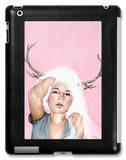 More Headaches iPad Case by Charmaine Olivia