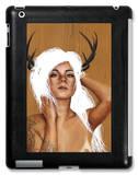 Headaches iPad Case by Charmaine Olivia
