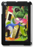 House with Trees iPad Mini Case by Franz Marc