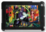 Abstract with Cattle iPad Mini Case by Franz Marc