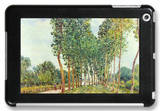 Banks of the Loing in Moret iPad Mini Case by Alfred Sisley