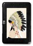 New Mexico Galaxy Note 10.1 Case by Charmaine Olivia