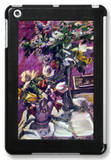Lilac and Tulips iPad Mini Case by Lovis Corinth