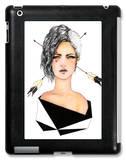 Arrows iPad Case by Charmaine Olivia