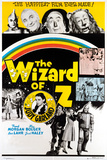 Wizard Of Oz - Rainbow Plakater