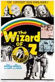 Wizard Of Oz - Rainbow Obrazy