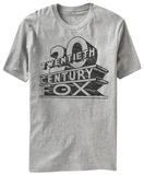 Fox - Vintage Twentieth FOX Logo Tshirts