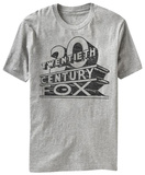 Fox - Vintage Twentieth FOX Logo T-shirts