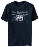 Fight Club - Paper Soap Company Logo T-Shirts