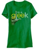 Juniors: Glee - I'm a Gleek Shirts