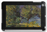 Gmunden in the Background iPad Mini Case by Richard Gerstl