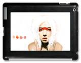Bleach iPad Case by Charmaine Olivia