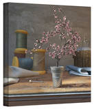 Cynthia Decker 'Sew Tiny' Gallery Wrapped Canvas Stretched Canvas Print by Cynthia Decker