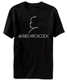 Alfred Hitchcock - Logo T-Shirt