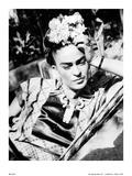 Portrait of Frida Kahlo Kunst