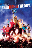 The Big Bang Theory - Season Five Prints