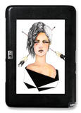 Arrows Galaxy Note 10.1 Case by Charmaine Olivia