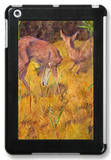 Deer in the Reed iPad Mini Case by Franz Marc