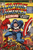 Marvel - Captain America Plakater