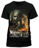 Walking Dead - Poster Vêtements