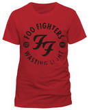 Foo Fighters - Wasting Light T-shirts