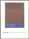Untitled, 1968 Art by Mark Rothko