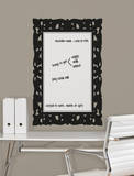 Ornate Frames Dry Erase Peel and Stick Wall Decals Wall Decal