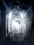 Turning Away Fotografiskt tryck av Alexandra Stanek